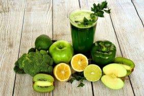 מיצים ירוקים יכולים לשפר את הבריאות